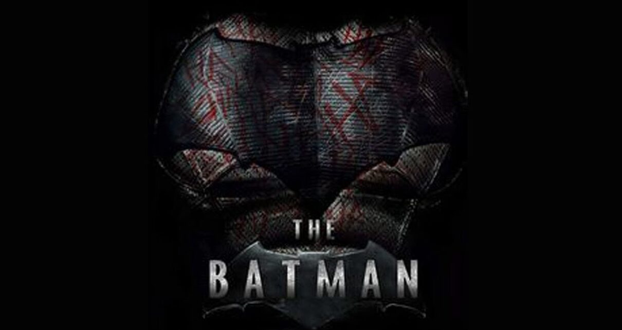 The Batman artwork Lee Barmejo