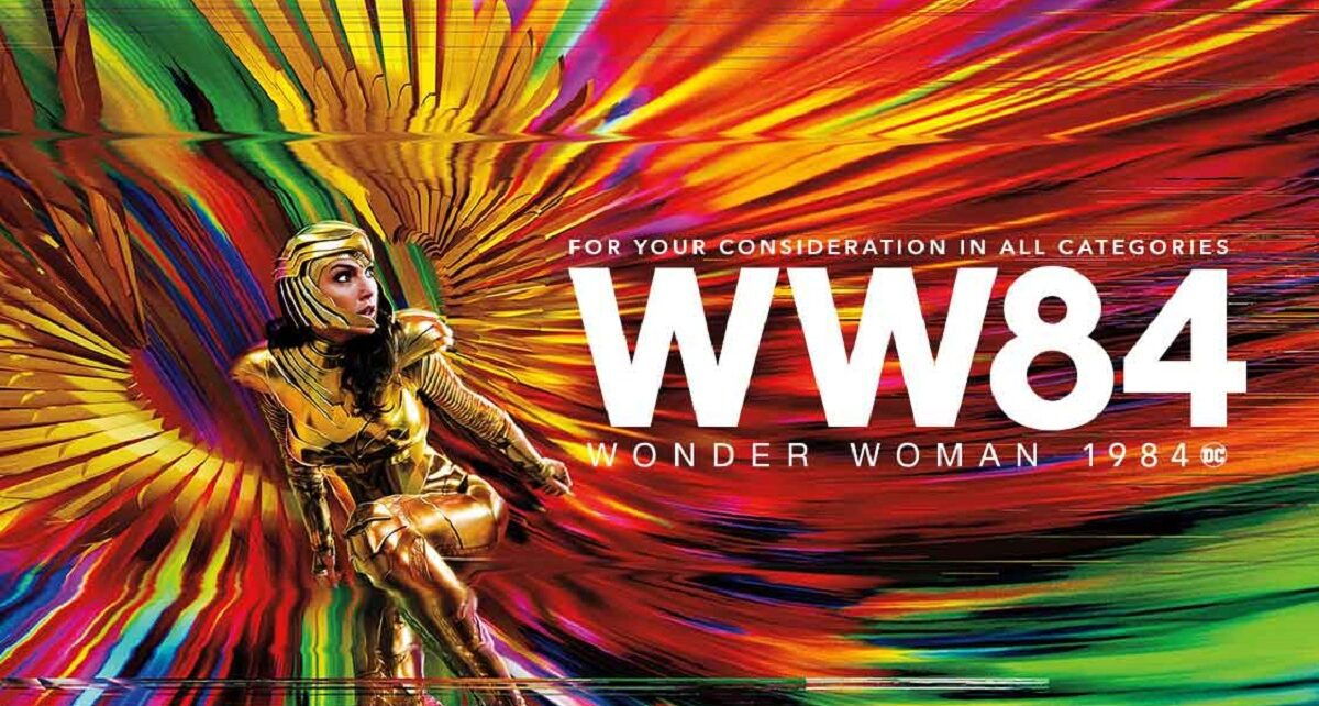 Oscar 2021 - Wonder Woman 1984