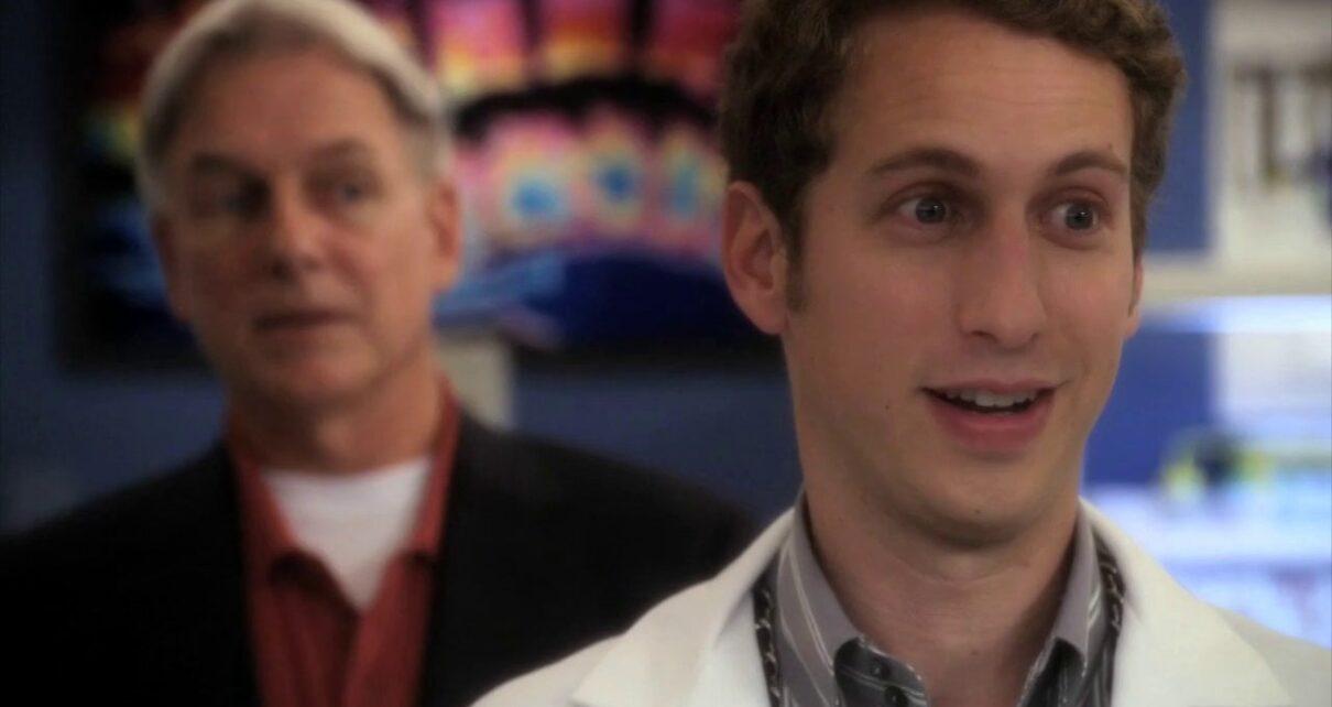 David Magidoff cast Dexter