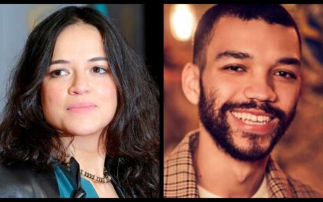Michelle Rodriguez e Justice Smith cast Dungeons & Dragons