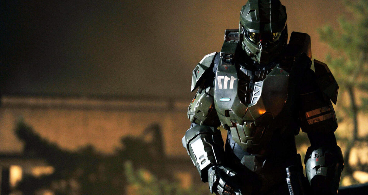 Halo serie tv su Paramount+