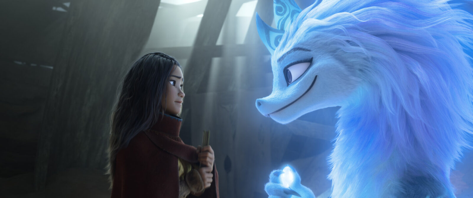 Raya e l'ultimo Drago trailer