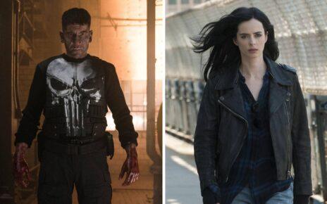 The Punisher e Jessica Jones diritti Marvel