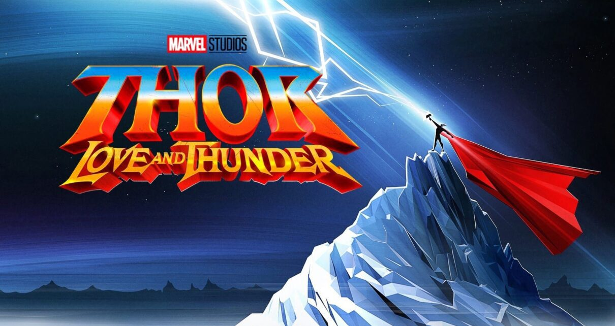 Thor: Love and Thunder foto dal set