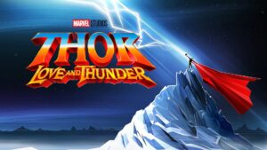 Thor: Love and Thunder foto dal set