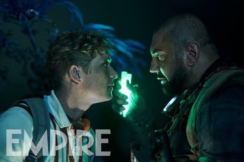 Da Empire Magazine una nuova foto di Army of the Dead