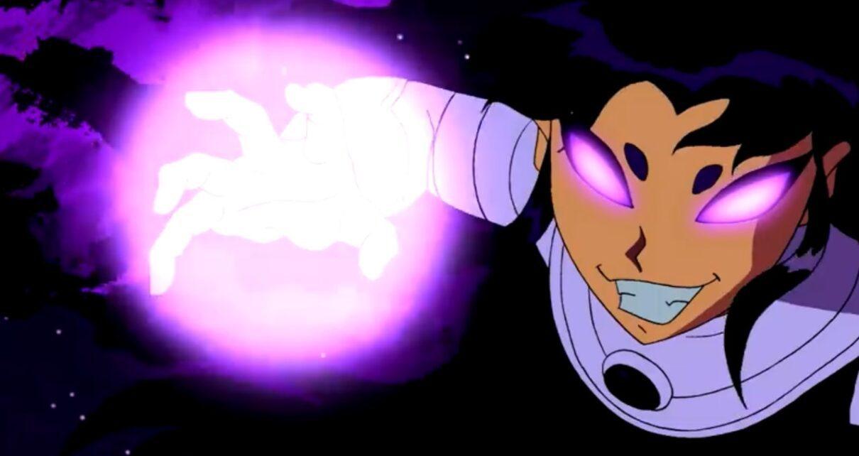 Titans 3 - costume blackfire