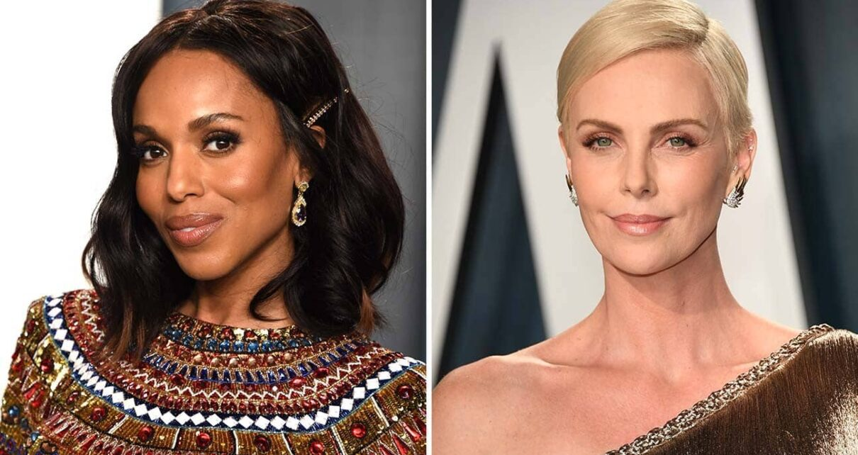 Kerry Washington e Charlize Theron cast l'accademia del bene e del male