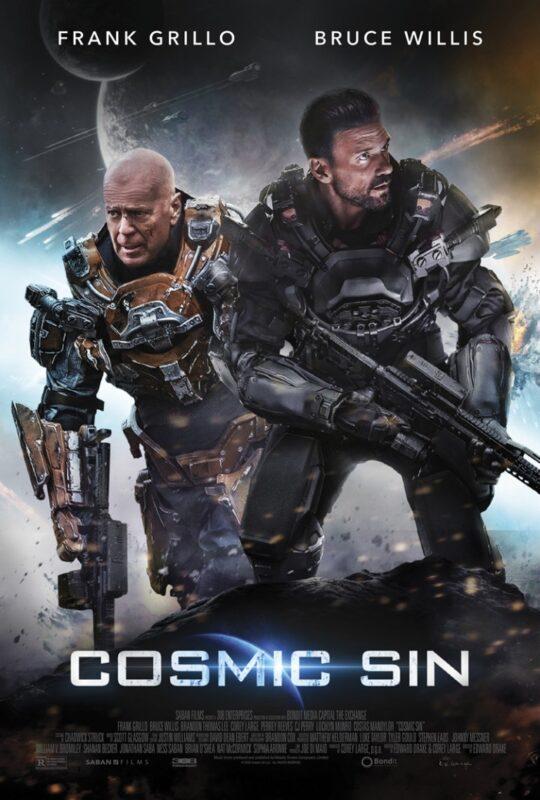 Cosmic Sin film poster