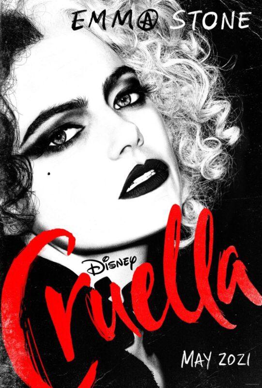 Crudelia Film Poster