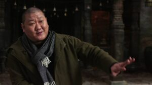 Benedict Wong set Doctor Strange in the Multiverse of Madness