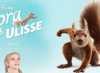 Flora & Ulisse Film Recensione
