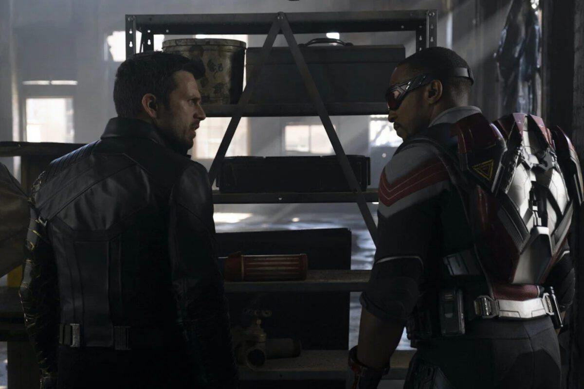 Tante nuove foto dalla serie The Falcon and the Winter Soldier