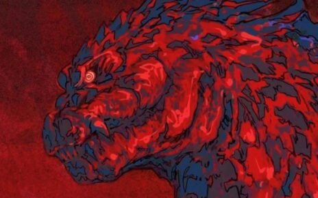 Godzilla Singular Point design