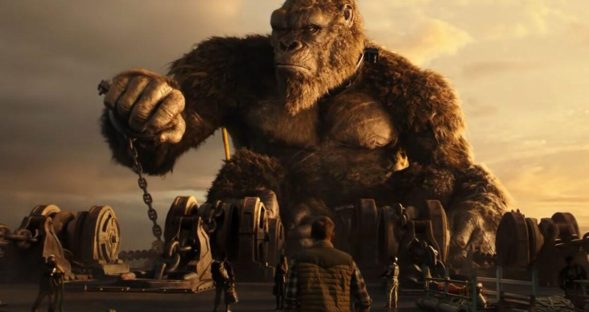 Godzilla vs Kong scene inedite