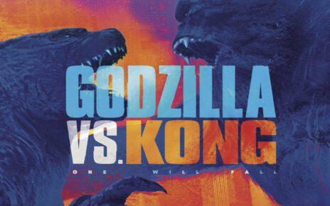 Godzilla vs Kong Film Poster Coreano