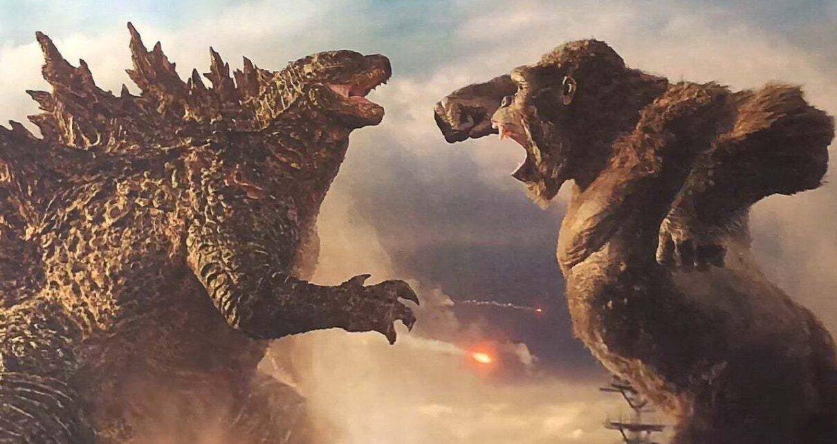Godzilla vs Kong trailer giapponese