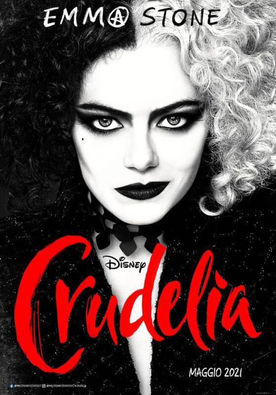 Crudelia: due poster e lo straordinario trailer italiano