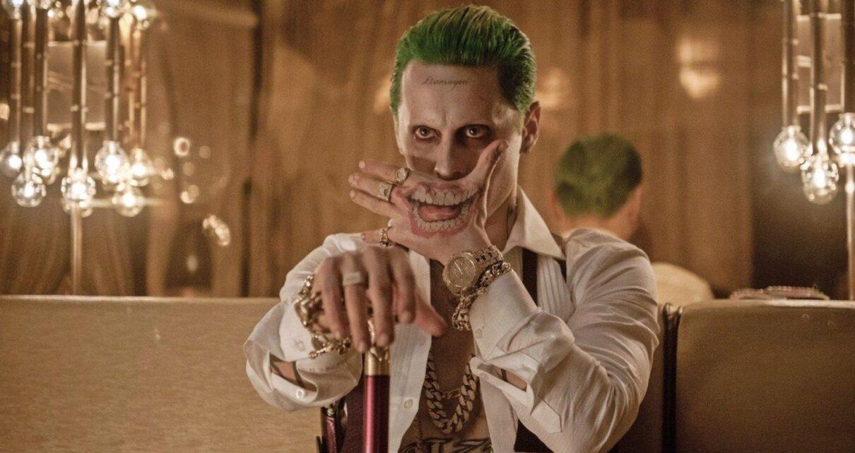 Jared Leto Joker Snyder Cut