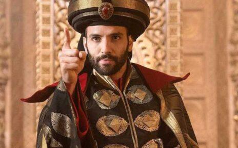 Marwan Kenzari cast Black Adam