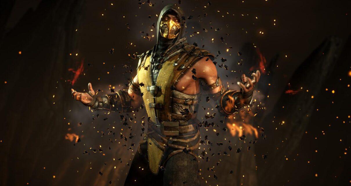 Mortal Kombat film Scorpion