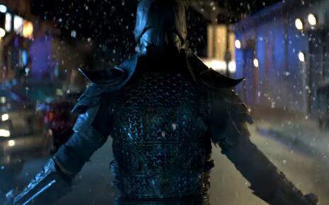 Mortal Kombat film trailer