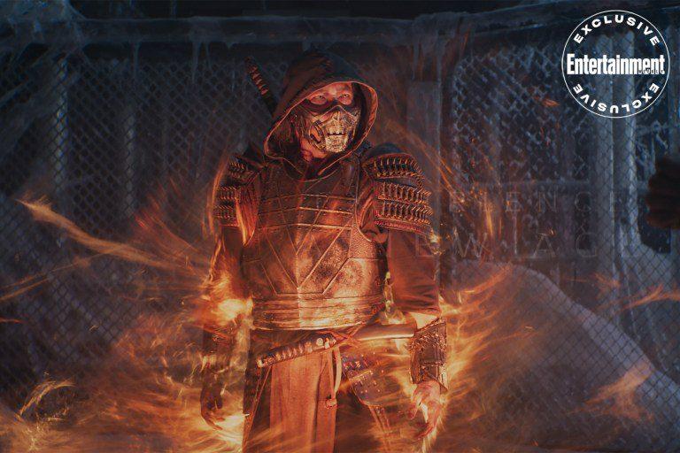 Mortal Kombat foto Scorpion