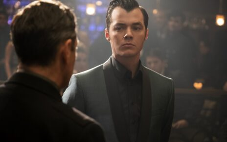 Pennyworth seconda stagione su StarzPlay