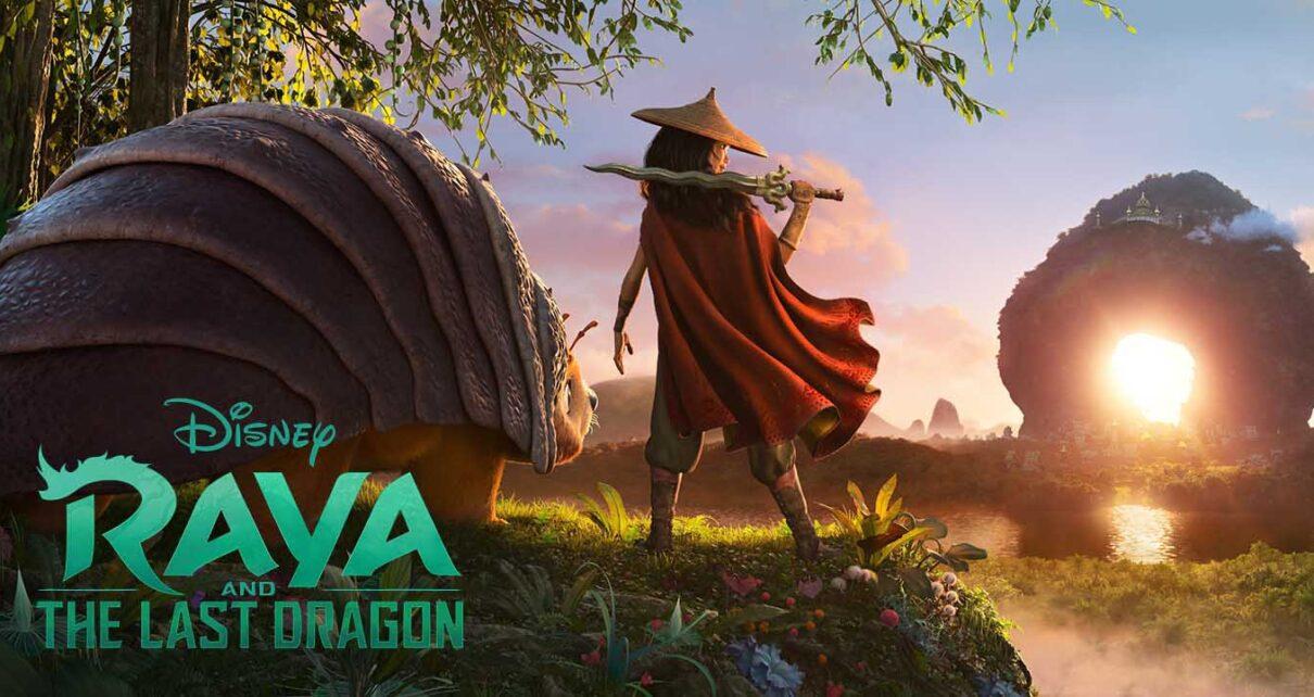 Raya e l'ultimo drago nuovi poster