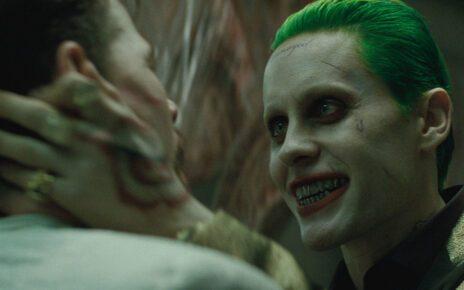 Snyder Cut Joker Jared Leto