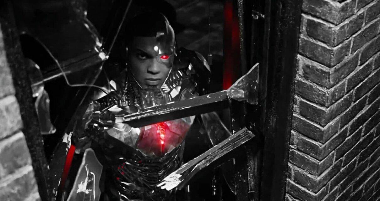 Snyder Cut lancio nuovo trailer Cyborg