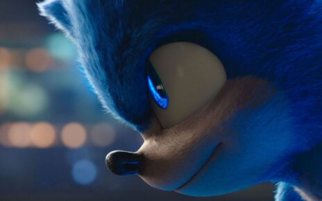 Sonic 2 logo-titolo