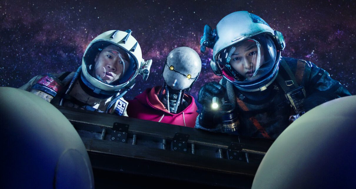 Space Sweepers recensione