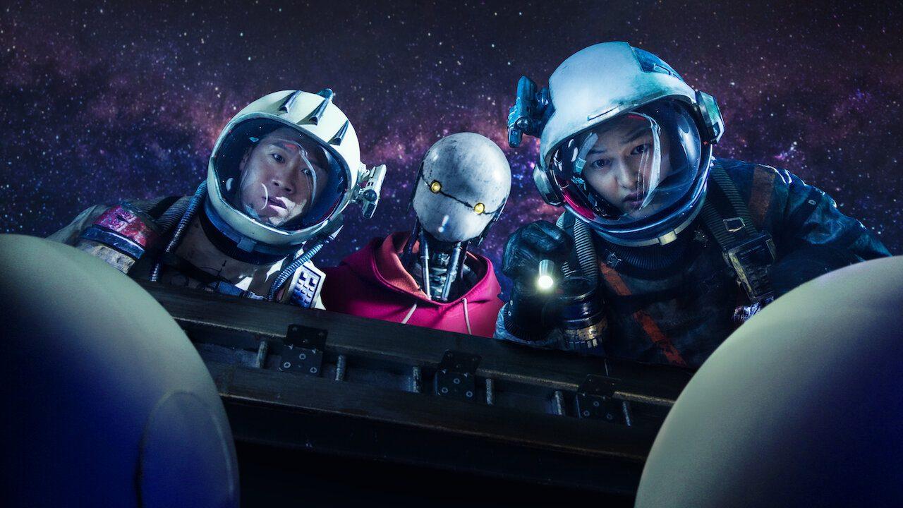 Space Sweepers: recensione del blockbuster coreano su Netflix • Universal  Movies
