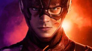 The Flash 7 costume Barry Allen