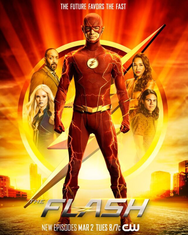 The Flash 7 poster
