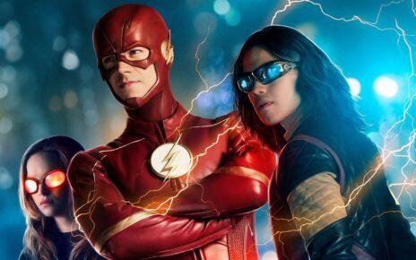 The Flash 7 trailer