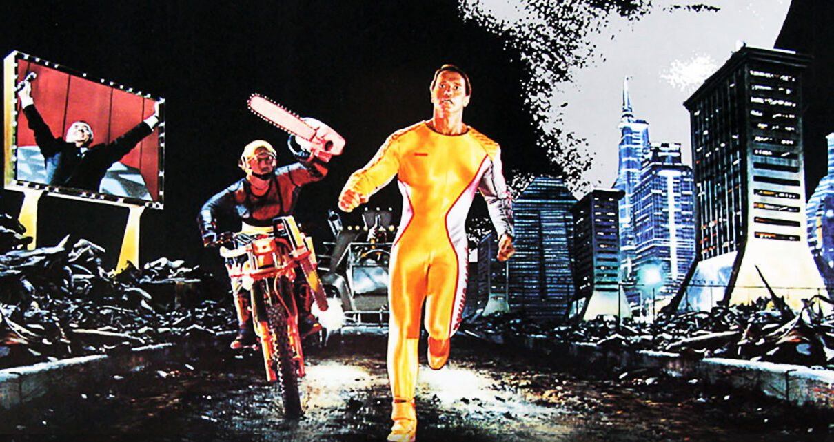 The Running Man film Edgar Wright