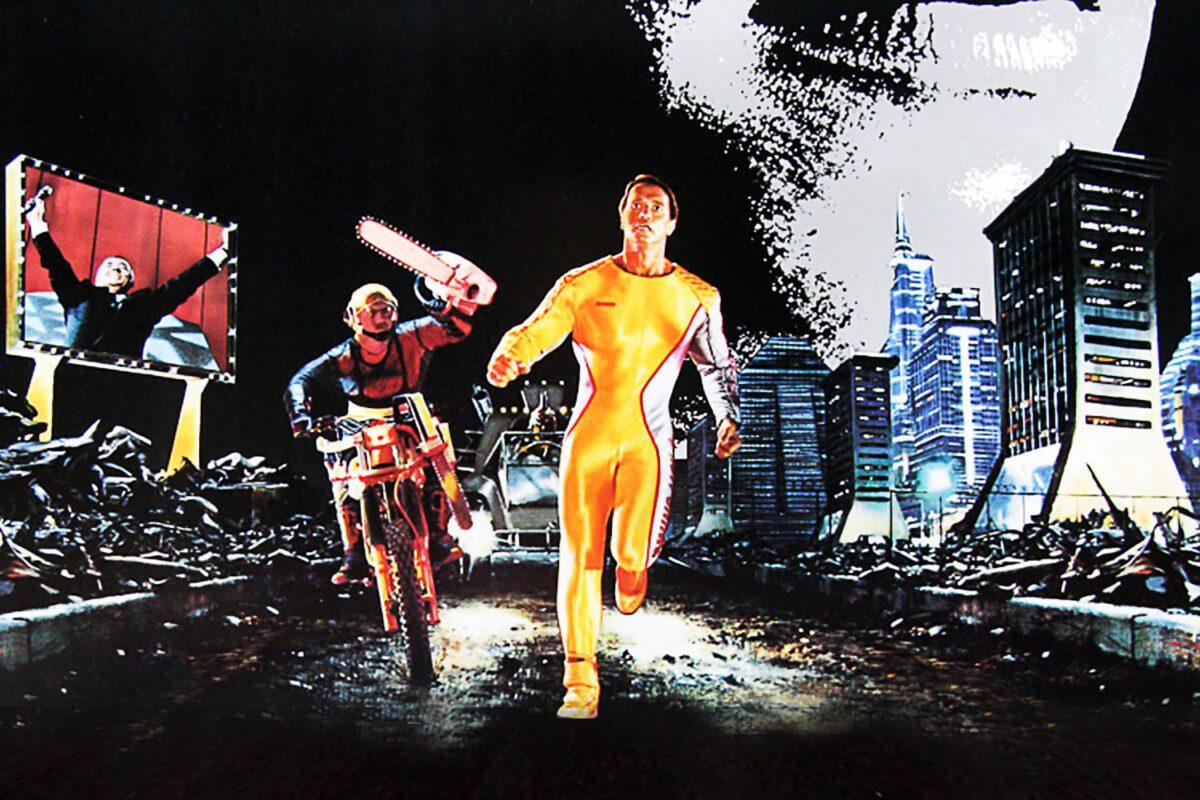 The Running Man film Edgar Wright