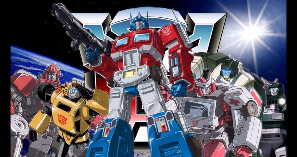 Transformers serie animate