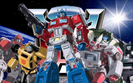 Transformers serie animate