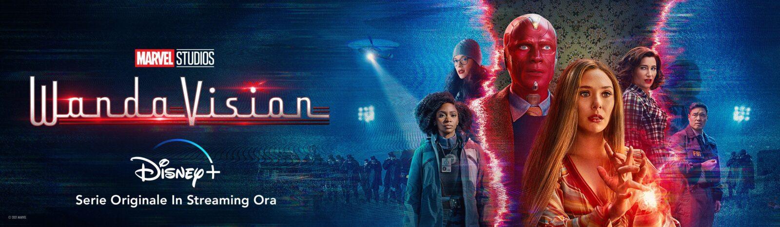 WandaVision: il trailer del quinto episodio e due poster