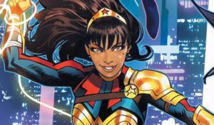 Wonder Girl serie tv cancellata