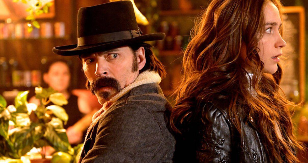 Wynonna Earp serie tv cancellata