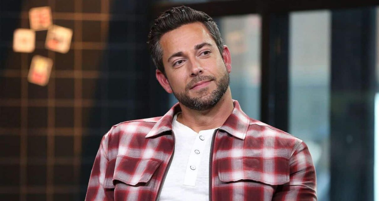 Zachary Levi in Lost and Found