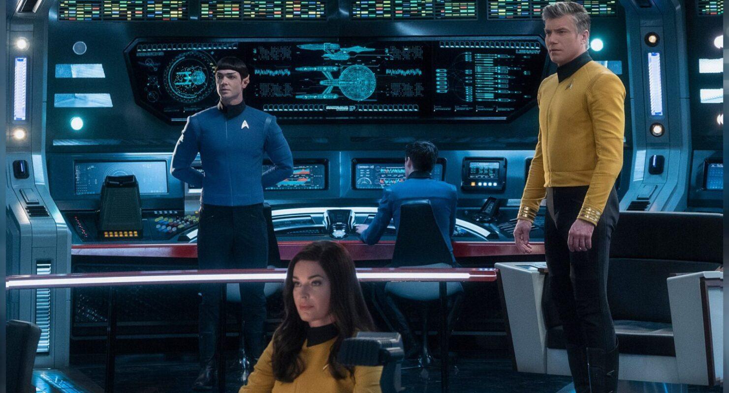 Star Trek: Strange New Worlds ipotesi cast