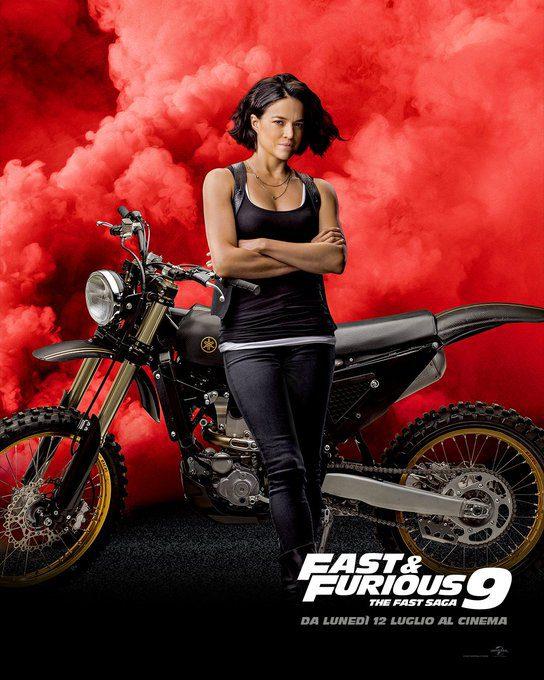 Fast and Furious 9: i nuovi poster aggiornati con la nuova uscita italiana