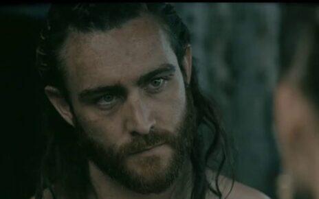 Laurence O'Fuarain cast the Witcher blood origin