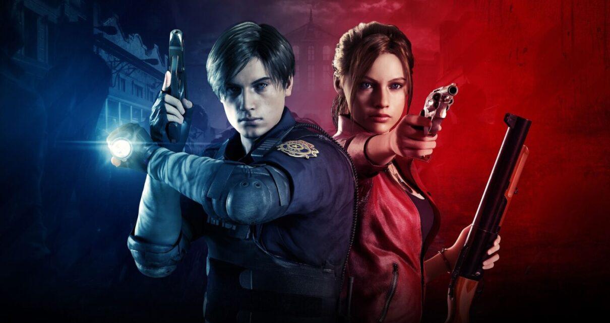 Resident Evil Film Reboot poster