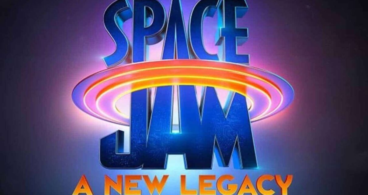 Space Jam: a New Legacy poster protagonisti